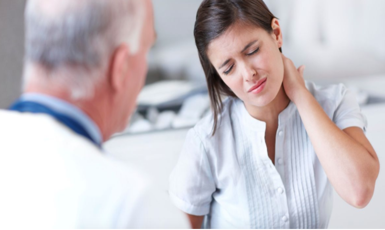 What causes neck pain - VIP Medical Group