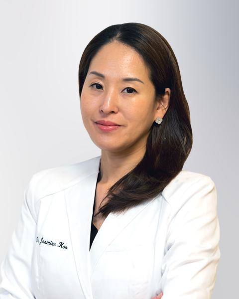 Dr. Jasmine Koo Vein Specialist in San Diego California